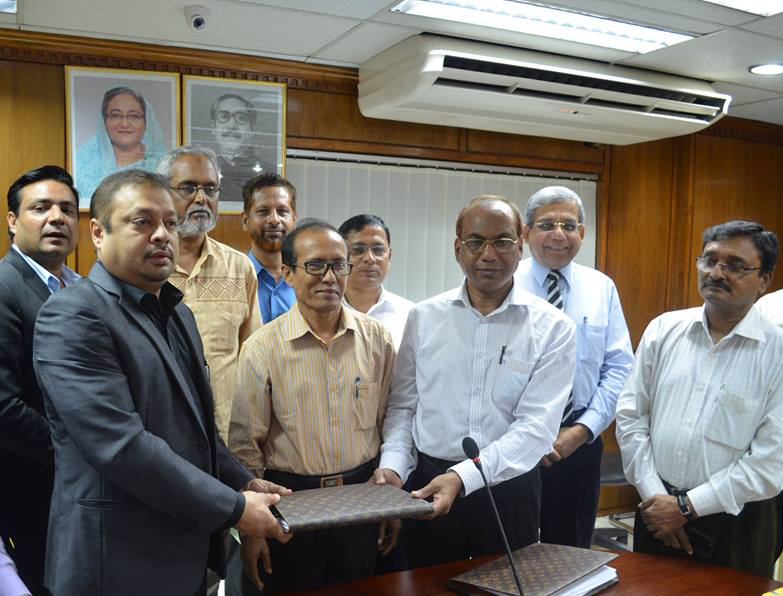 BEZA and PowerPac have finalized The Draft Agreement for appointment of Developer of Mongla Economic Zone (PPP model)
